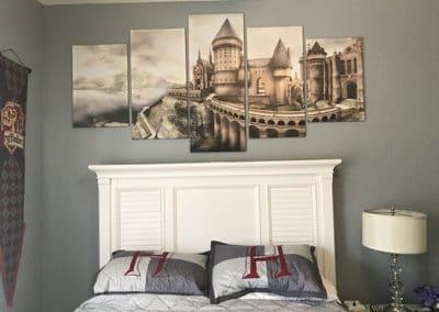 HP Bedroom