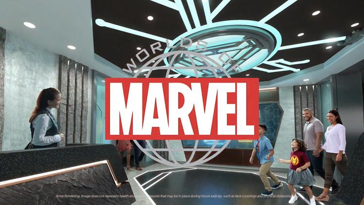 Marvel Dining