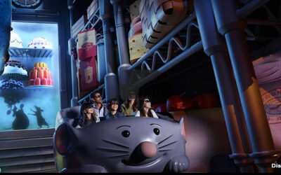 Remy's Ratatouille Adventure Opening October 1, 2021