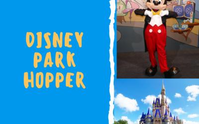 Disney's Park Hopper